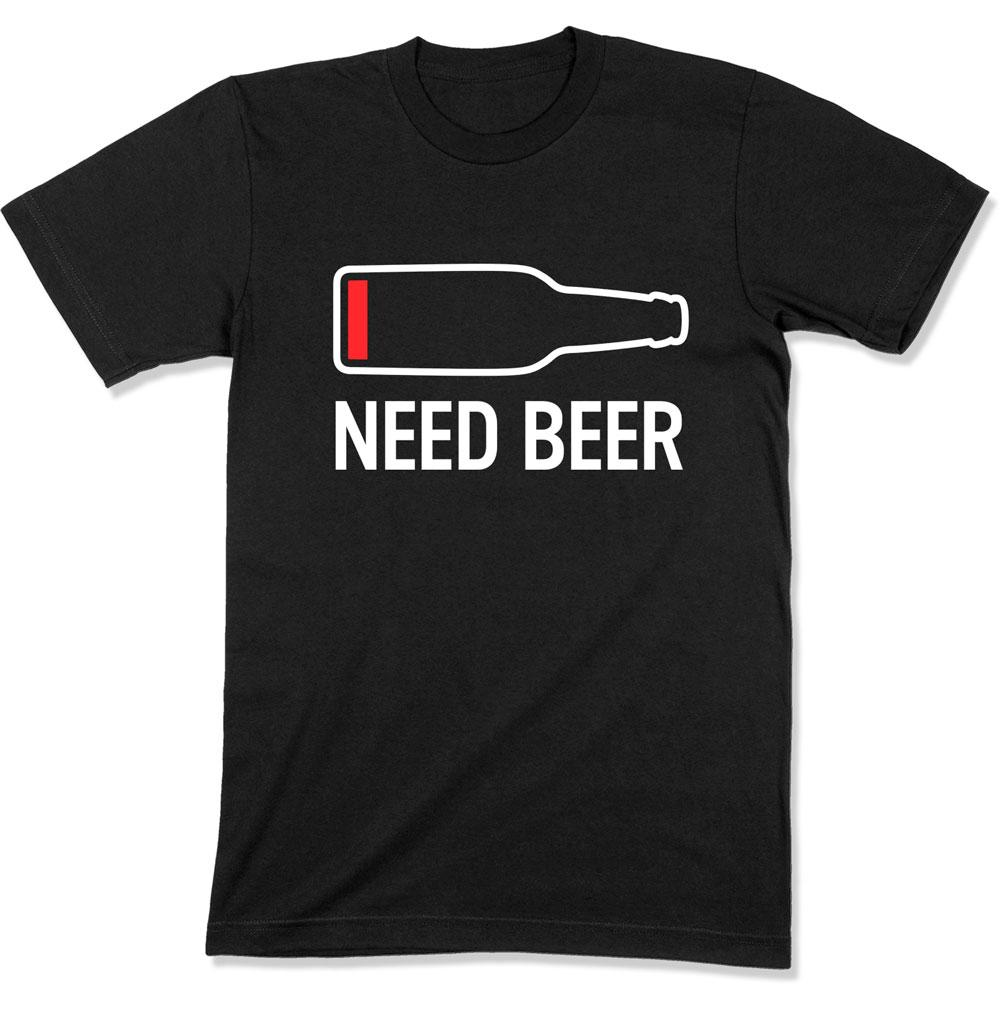 Need Beer / Need Milk