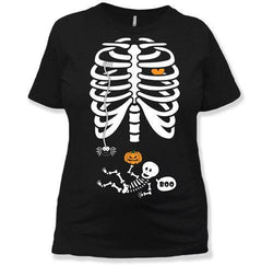 Scary Baby Skeleton Ribcage - MAT-20