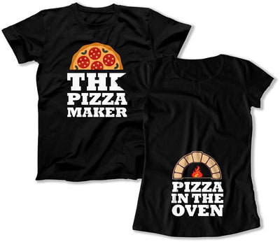 The Pizza Maker / Pizza In The Oven