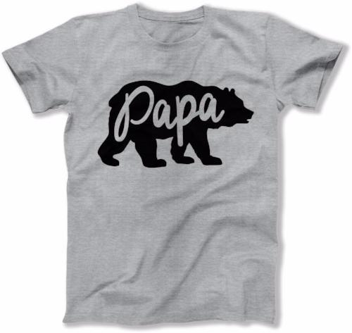 MENS - Papa Bear 2 - MAT-665