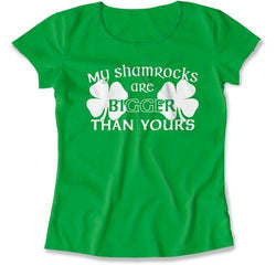 LADIES - My Shamrocks Are Bigger Than Yours - MD-339