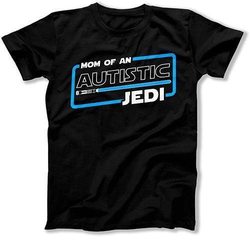 MENS - Mom of an Autistic Jedi - MD-353a