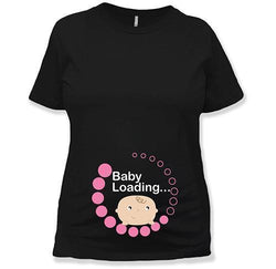 Baby Loading T-Shirt - MD-415