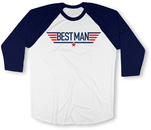 Best Man T-Shirt - MD-436
