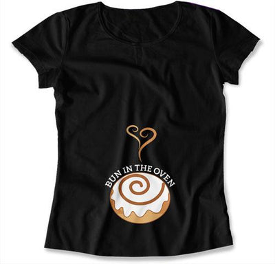 Bun in the Oven T-Shirt - MD-468