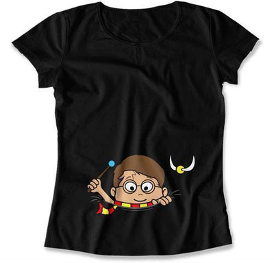 Peeking Baby Shirt