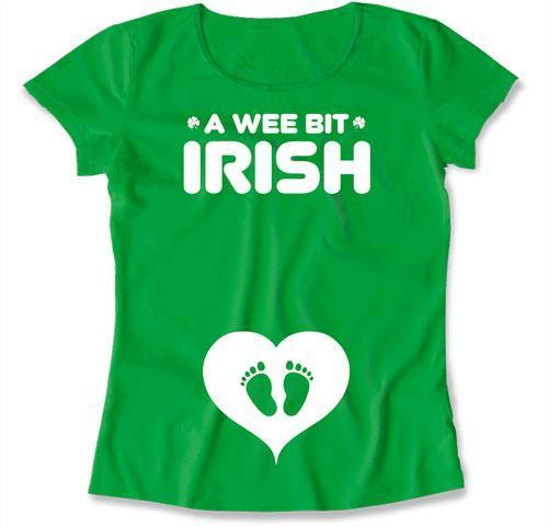 LADIES - A Wee Bit Irish - MD-765