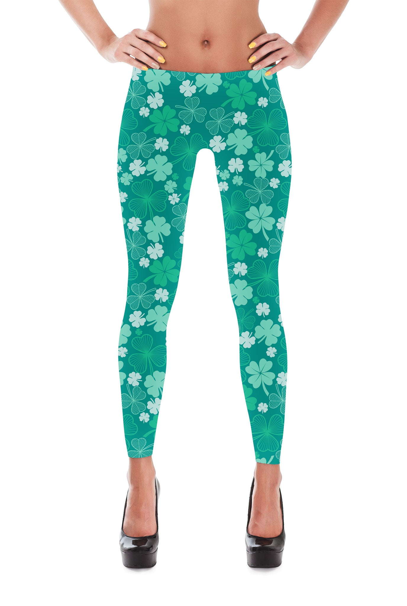 Clover Leggings - PAT-76