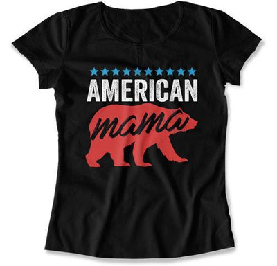 LADIES - American Mama - TEP-1208