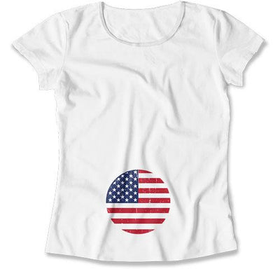 American Baby T-Shirt - TEP-1217