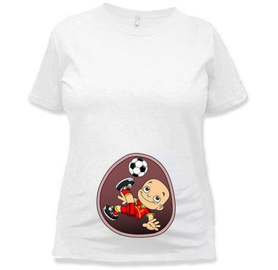 MATERNITY - Belgian Baby Soccer Player - TEP-1228