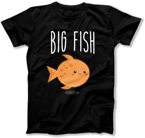Big Fish T-Shirt - TEP-1286