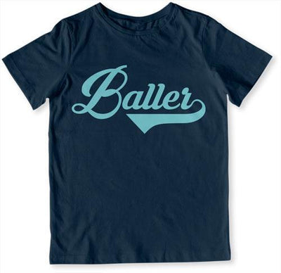 TODDLER TEE - Baller - TEP-1299