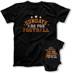 Sundays Are For Football / Sundays are For Daddy & Football - TEP-1349-1350