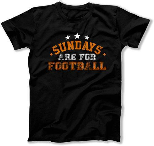 MENS - Sundays Are For Football - TEP-1349