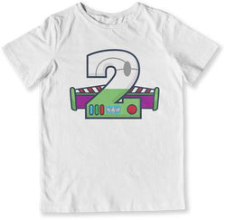 2 Year Old Buzz Lightyear T-Shirt - TEP-1483