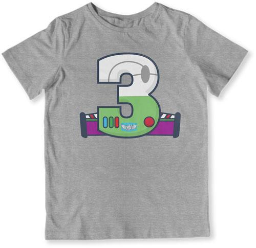 3 Year Old Buzz Lightyear T-Shirt - TEP-1484