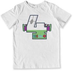 4 Year Old Buzz Lightyear T-Shirt - TEP-1485