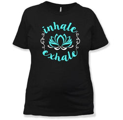 Inhale Exhale T-Shirt - TEP-154