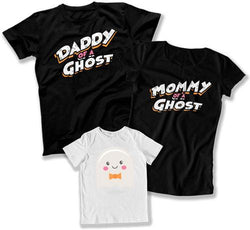 Daddy of a Ghost / Mommy of a Ghost / Ghost