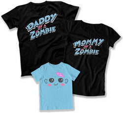 Daddy of a Zombie / Mommy of a Zombie / Zombie
