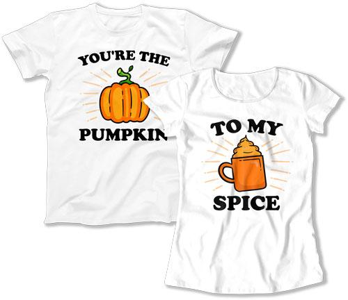 You're The Pumpkin / To My Spice