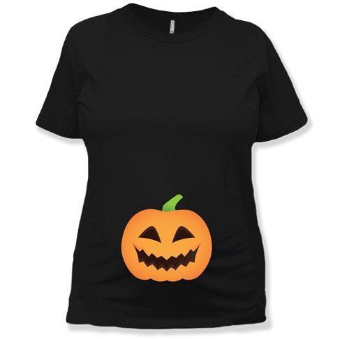 MATERNITY - Scary Pumpkin Baby Bump - TEP-16