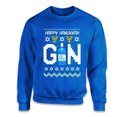 Ugly Hanukkah Sweater