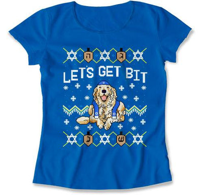 Let's Get Bit - Golden Retriever - TEP-1714