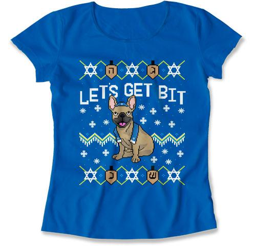 Let's Get Bit - French Bulldog - TEP-1715