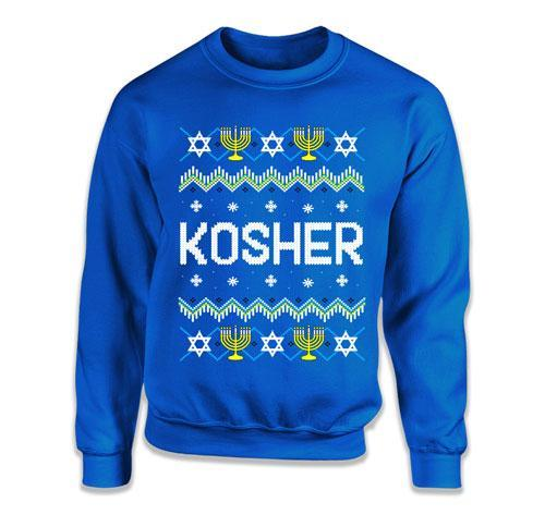 CREWNECK SWEATER - Kosher - TEP-1720