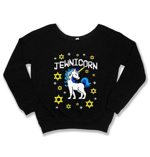 SLOUCHY SWEATER - Jewnicorn - TEP-1727