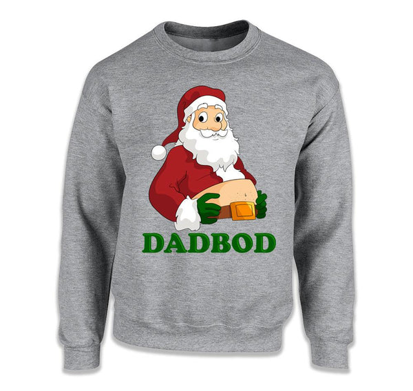 CREWNECK SWEATER - Dadbod - TEP-1743