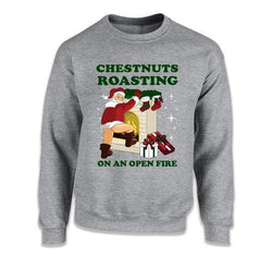 Chestnuts Roasting On An Open Fire - TEP-1744