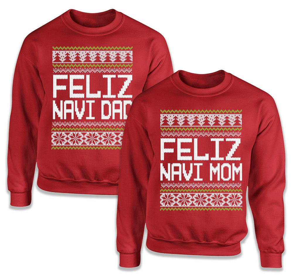Feliz Navi Dad / Feliz Navi Mom