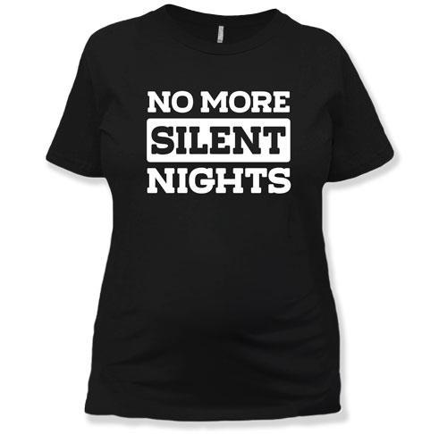 MATERNITY - No More Silent Nights - TEP-1806