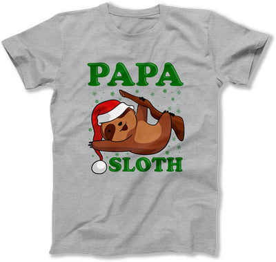 Sloth Family T Shirts