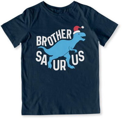 Brothersaurus Family Pajama Sets