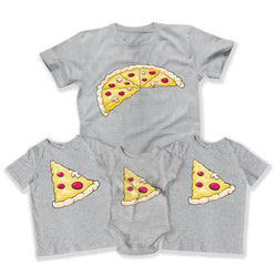 Pizza / 3 Pizza Slices