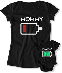Mommy Battery / Baby Battery - - TEP-1958-1959