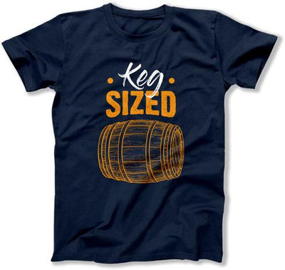 Keg Sized T-Shirt - TEP-207