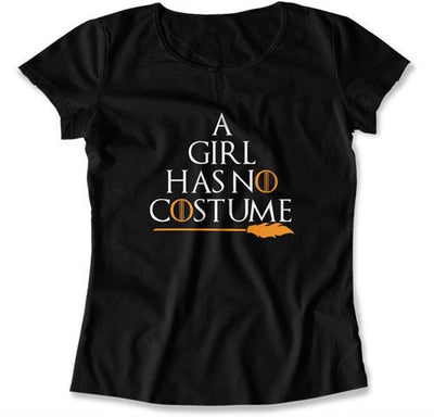 A Girl Has No Costume - TEP-22