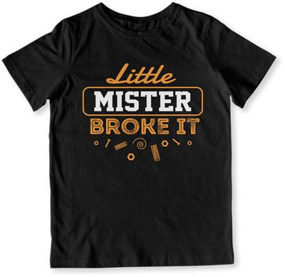 Little Mister Broke It - TEP-231