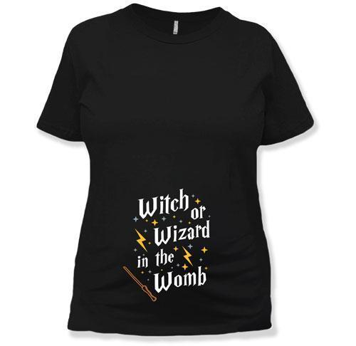 MATERNITY - Witch Or Wizard In The Womb - TEP-31