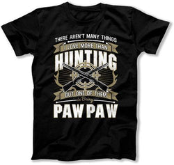I Love Being A Paw Paw T-Shirt - TEP-312