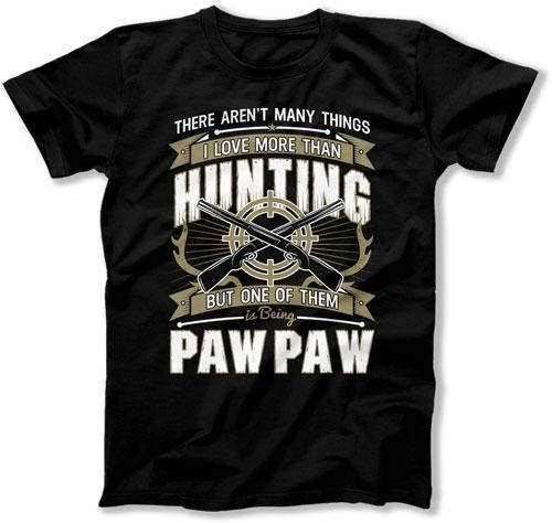 MENS - I Love Being A Paw Paw - TEP-312