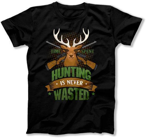 MENS - Time Spent Hunting Is Never Wasted - TEP-373