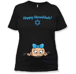 Happy Hanukkah Pregnancy Announcement - TEP-424