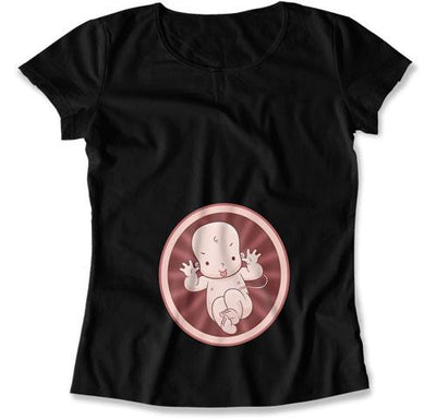 Baby Sticking Tongue Out T-Shirt - TEP-446