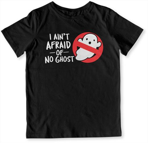 I Ain't Afraid Of No Ghost - TEP-498